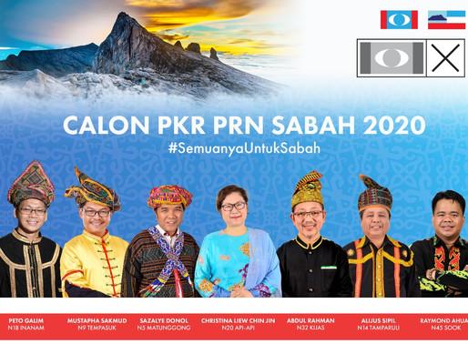 PM tidak patut ugut rakyat Sabah - Calon-calon KEADILAN