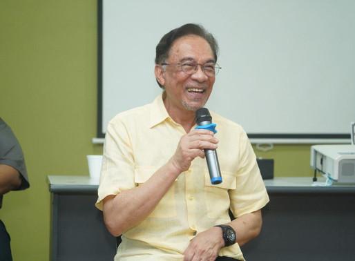 Cuti umum, sambutan peringkat nasional Hari Malaysia dicetus Anwar Ibrahim