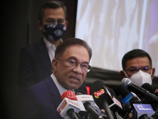 PH mohon Agong guna kuasa Perlembagaan titah sidang Parlimen diadakan segera
