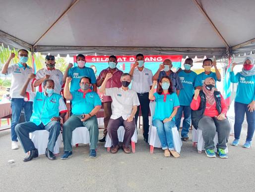 PRN Melaka: KEADILAN sedia tawan DUN Asahan, DUN Rembia