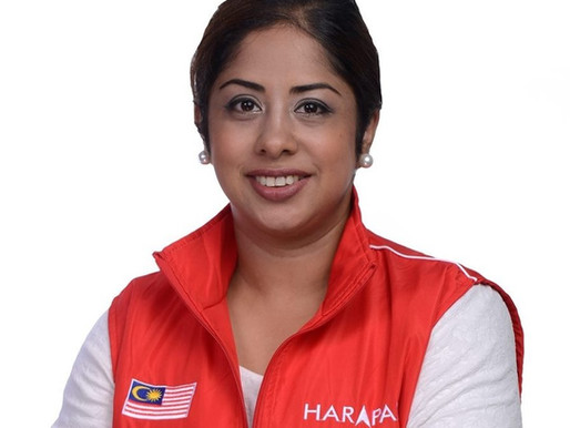 Sangetha Jayakumar dilantik pemangku Ketua Wanita KEADILAN Selangor