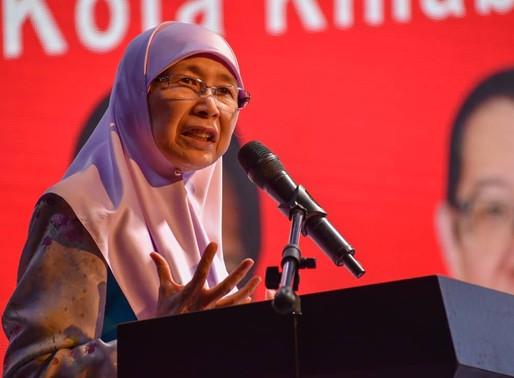 Pilihlah yang berintegriti, beramanah sebagai wakil rakyat - Wan Azizah