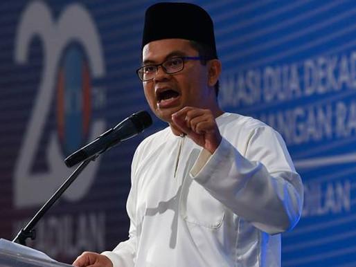 SPRM digesa siasat Zuraida terima sumbangan RM1 juta