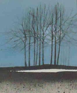 Robert A. Massey, aquarelle,  (3) 7 x 9 cm - 45 €.JPG