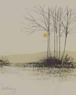 Robert A. Massey, aquarelle,  7 x 9 cm - 45 € - (1).JPG