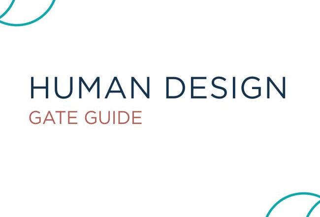 Human Design Gate Guide