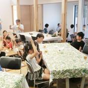 お食事後はみんなでクイズ大会