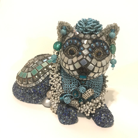 Glamorpuss - on exhibit at Red Wing Arts