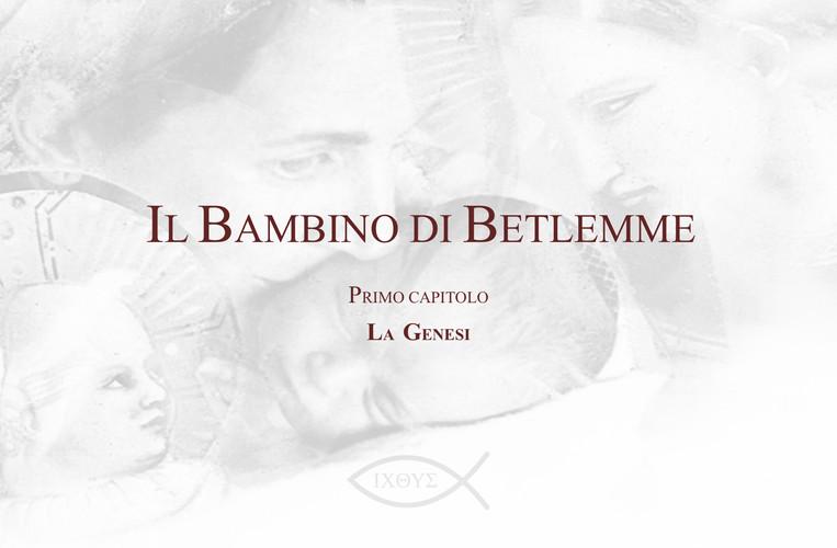00013 IL BAMBINO DIAPOSITIVA I II capito