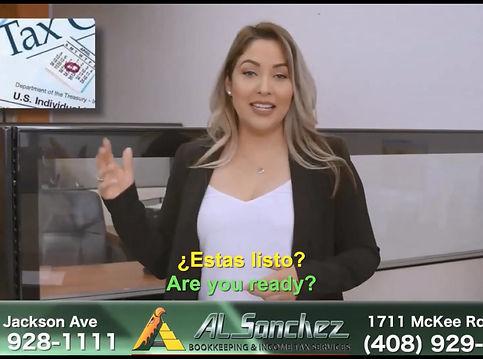 AL Sanchez Income Tax & Bookkeeping