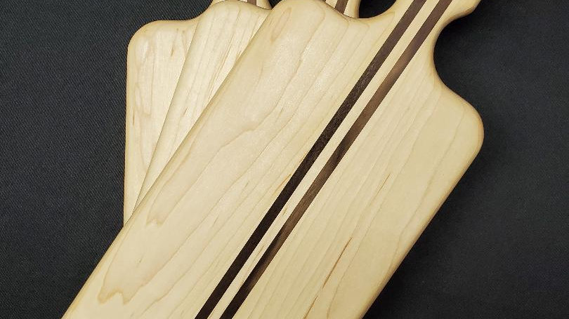 Cheese Board (Maple/Walnut)