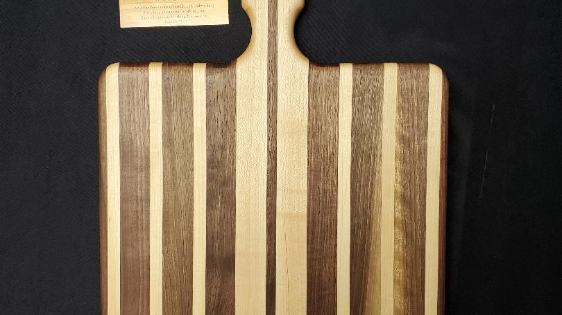 Handled Cutting Board