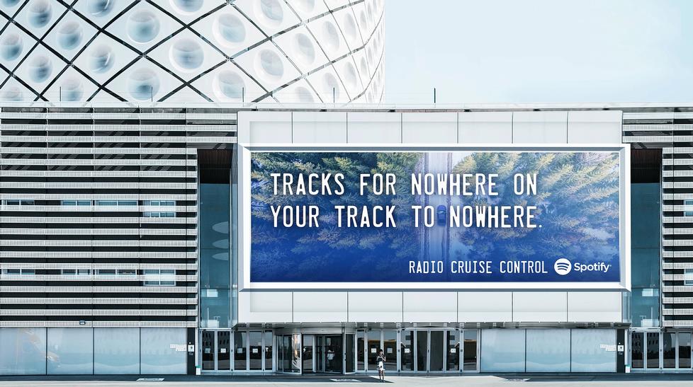 Tracks for Nowhere
