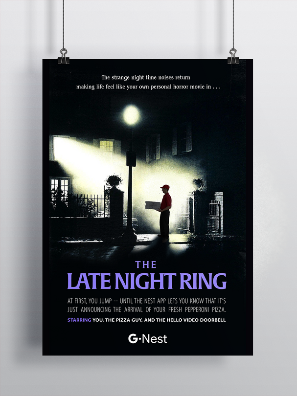 The Late Night Ring