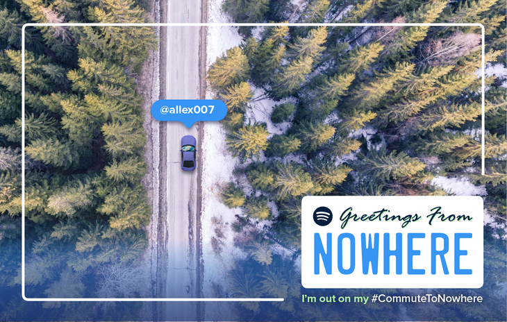#CommuteToNowhere - Forest