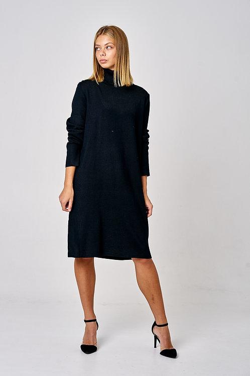 Платье трикотажное женское