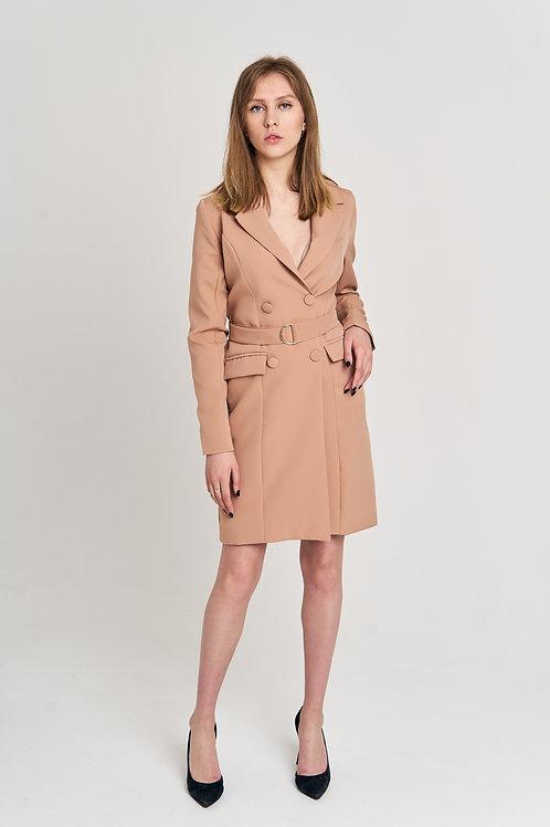 Платье-пиджак женское