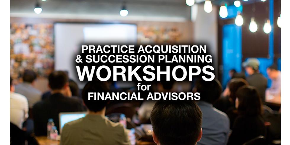 Acquisition & Succession Planning Workshop