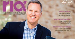 Jeff Featured in the June Edition of CityWire RIA