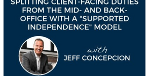 Listen to Jeff on the Financial Advisor Success Podcast