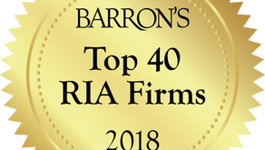 Stratos Named to Barron's Top 40 RIA Firms