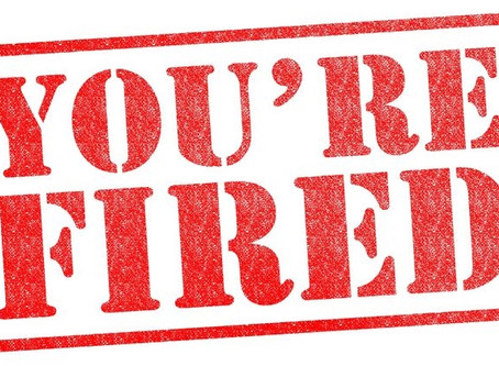 Evolution From Advisor to CEO - Part 1: You're Fired!