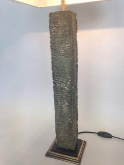 Stela lamp body