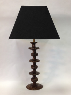 Cors table lamp