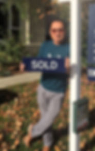Don Tran is standing in front of his Hamilton Novato home, just sold by Team McGinnis Novato Reators