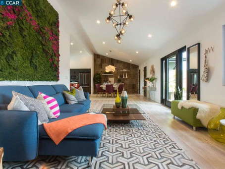 """2 """"Property Brothers"""" Renovated Homes For Sale in Bay Area"""