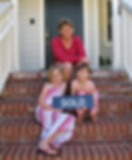 A family in Presidents Novato who just sold their home with Team McGinnis Novato Realtors