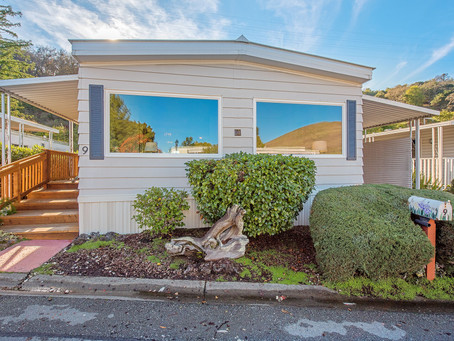 Just listed - 9 Scenic Dr., Novato $325,000