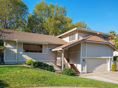 Sold in Novato With 7 Offers, $156K Over Asking Price