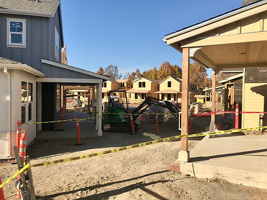 Hamilton Cottages in Novato, a Ryder Homes project