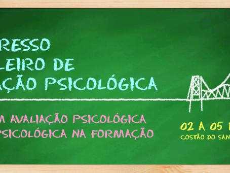 Profissionais da área de psicologia de Nova Venécia participam de congresso em Florianópolis