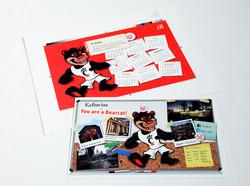Offered Postcards
