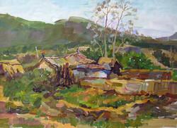 Landscape Drawing