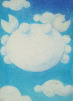 Happy Clouds Series #2
