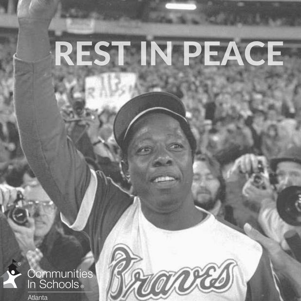 Rest In Peace, Hank Aaron