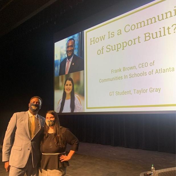 CIS of Atlanta CEO Participates in Georgia Tech Engage Symposium