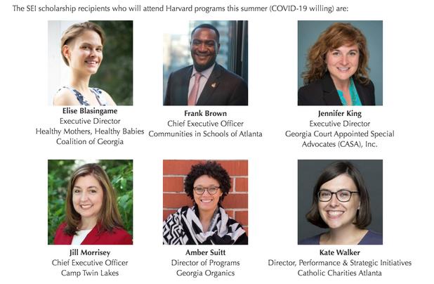 CIS of Atlanta CEO Selected for Harvard Business School Program