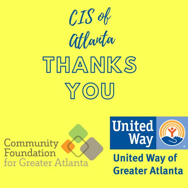 Communities In Schools of Atlanta Receives $75,000 Grant