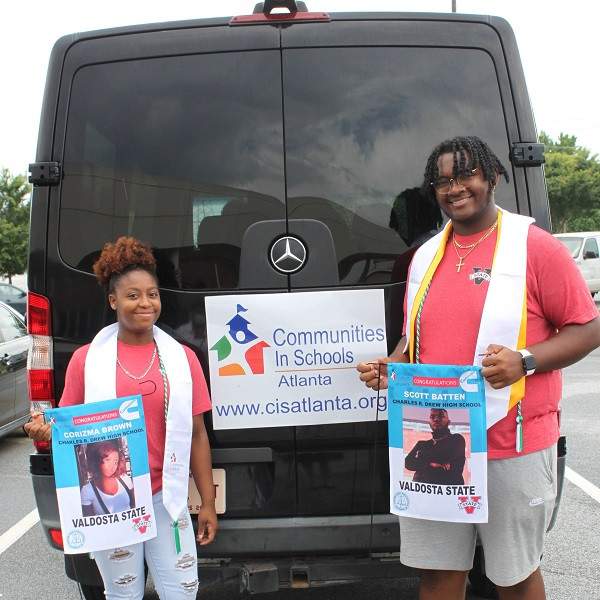 CIS of Atlanta Delivers College Trunks Thanks to Mercedes-Benz USA