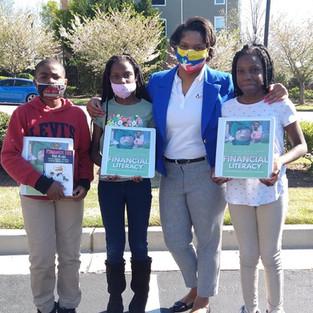 Communities In Schools of Atlanta Hosts Financial Literacy Workshop for Middle Schoolers