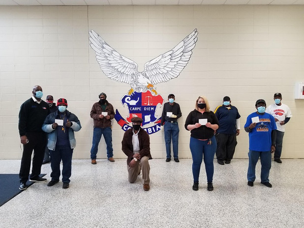 Reward and Recognition: CIS of Atlanta Surprises DeKalb County Essential Workers