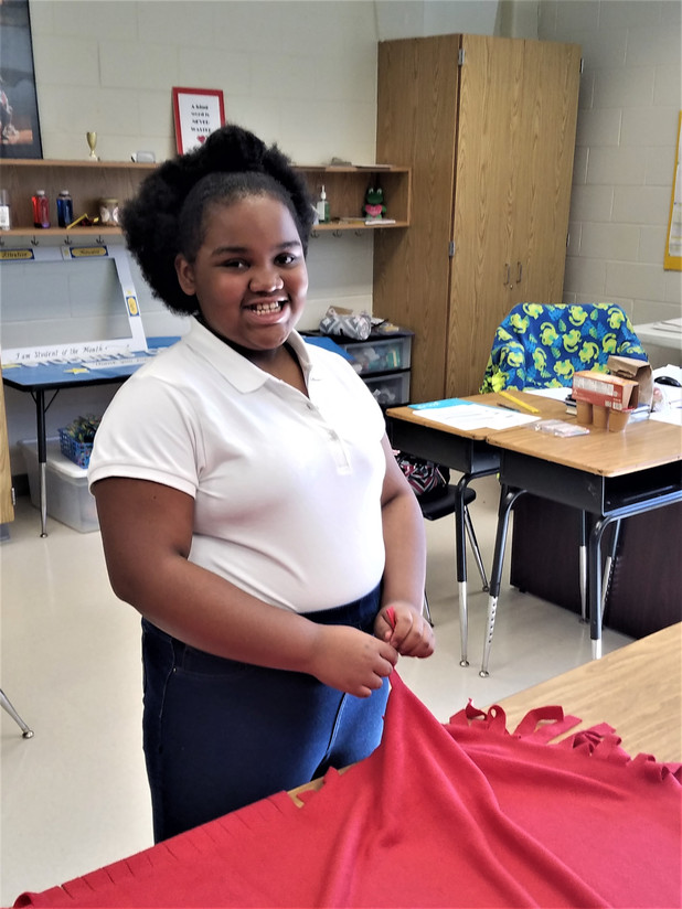 CIS of Atlanta Students Create Choose Success Project to Help Other Children