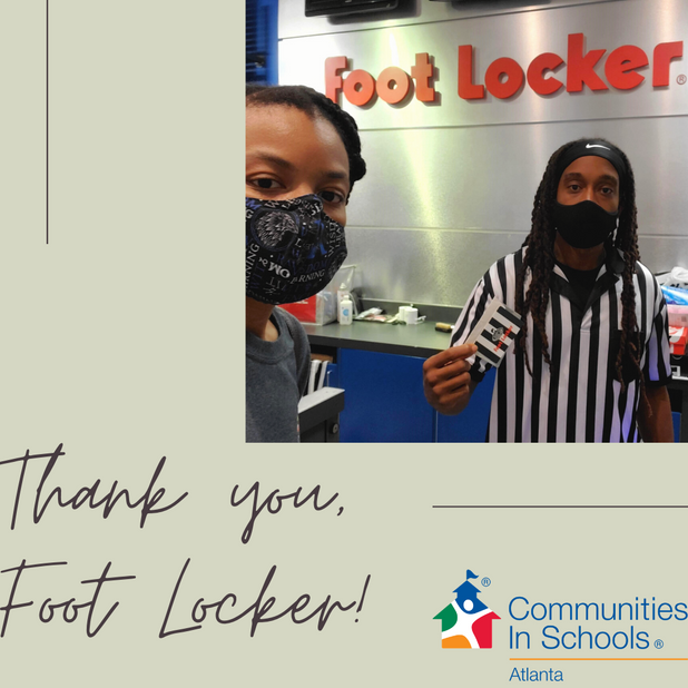 "CIS of Atlanta Site Coordinator Partners with Foot Locker to Create ""Shoe Game"" Incentive Program"