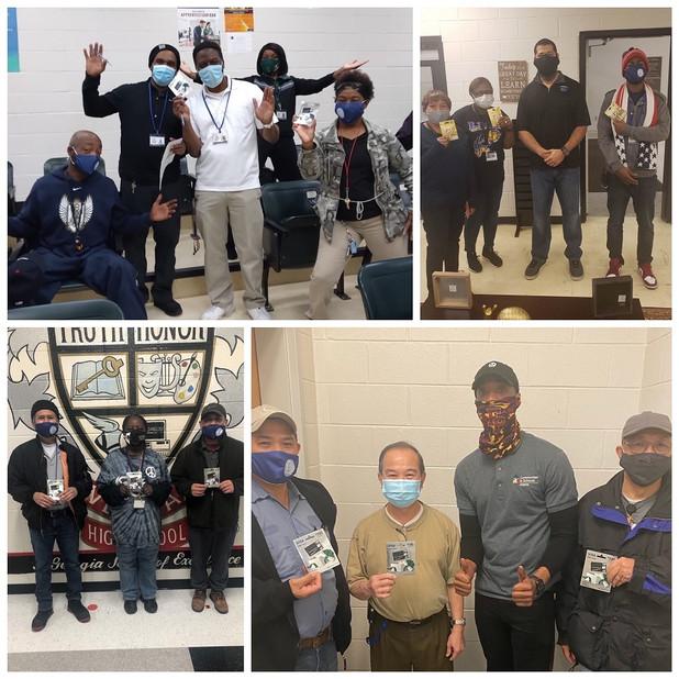 Reward and Recognition: CIS of Atlanta Surprises CCPS Frontline, Essential Heroes