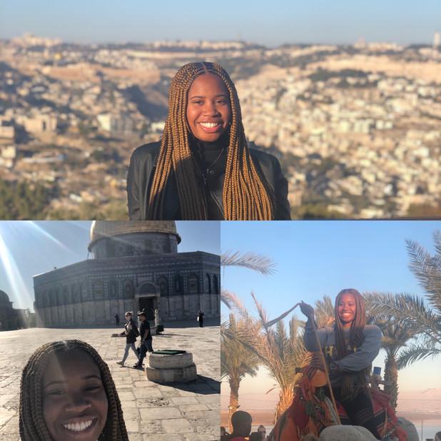 CIS of Atlanta Alumni Association Student Travels Abroad
