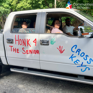 CIS of Atlanta Site Coordinator Celebrates Seniors in Parade